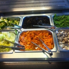Foto zu Keio Gourmet: Gemüsebuffet
