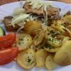Brathering mit Bratkartoffeln