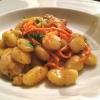 Hähnchenfilet mit Gnocchi und Gemüse