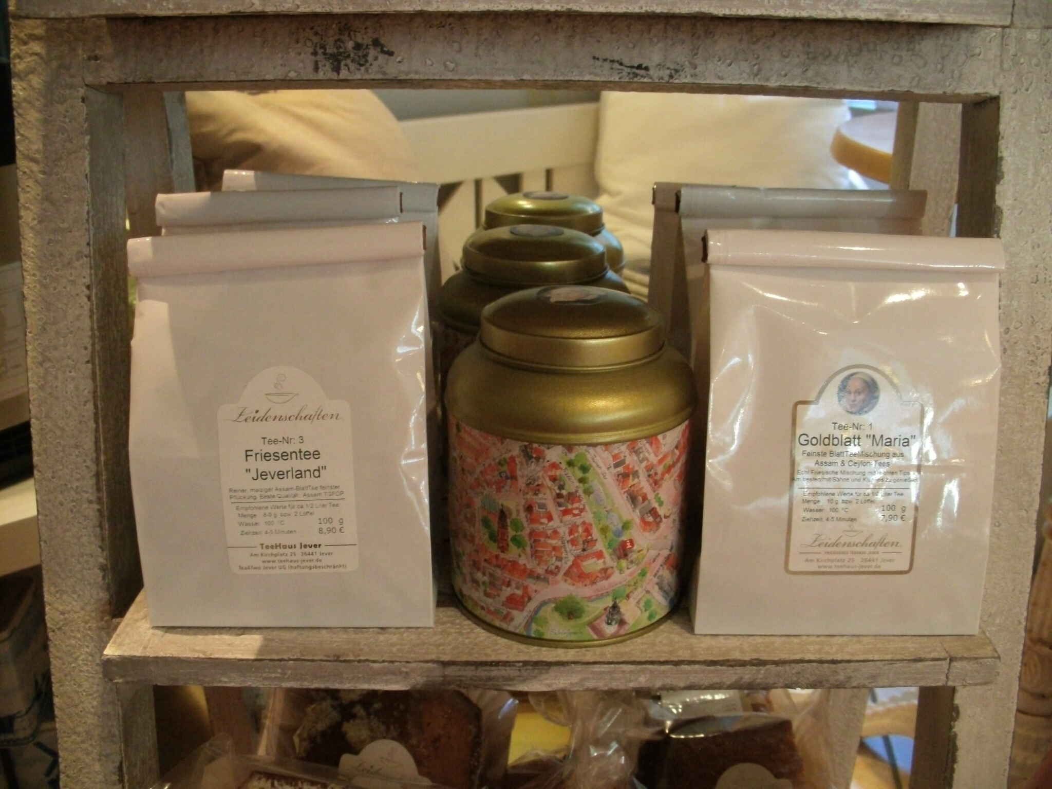 Bild zur Nachricht von Teehaus Jever: