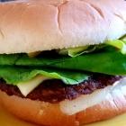 Foto zu Stützel Imbiss: Cheeseburger