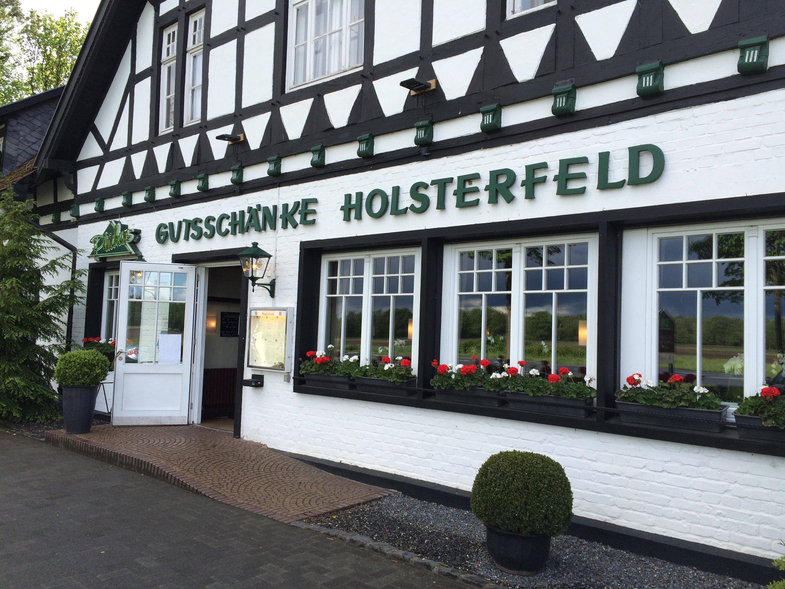 Gutsschänke Holsterfeld Restaurant, Hotel, Biergarten, Ausflugsziel ...