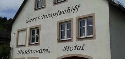 Bild von Hotel zum Weserdampfschiff