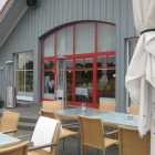 Foto zu Feckl's am Golfplatz: oberer Eingang