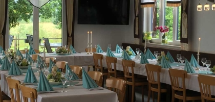 Fotoalbum: Feiern im Restaurant