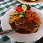 Foto zu Sakrisch Guat: Steak Maldagaskar
