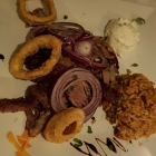 Foto zu Restaurant Poseidon: Miso Miso Teller, 23.01.19