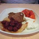 Foto zu Hotel Hochwiesmühle: Dessertauswahl