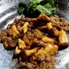 Foto zu Kochu Karu: Pilze à la texture