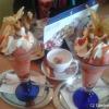 Erdbeer Royal Becher
