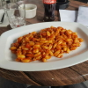 Pasta Speck und Zwiebel für 5 Euro