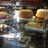 Kuchen- und Tortentheke