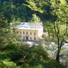 Foto zu Gasthaus in der Pension Felsenmühle: Blick vom Flößersteig