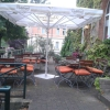 Biergarten unter den Linden