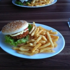 Foto zu Bermuda: Crispy Chicken Burger