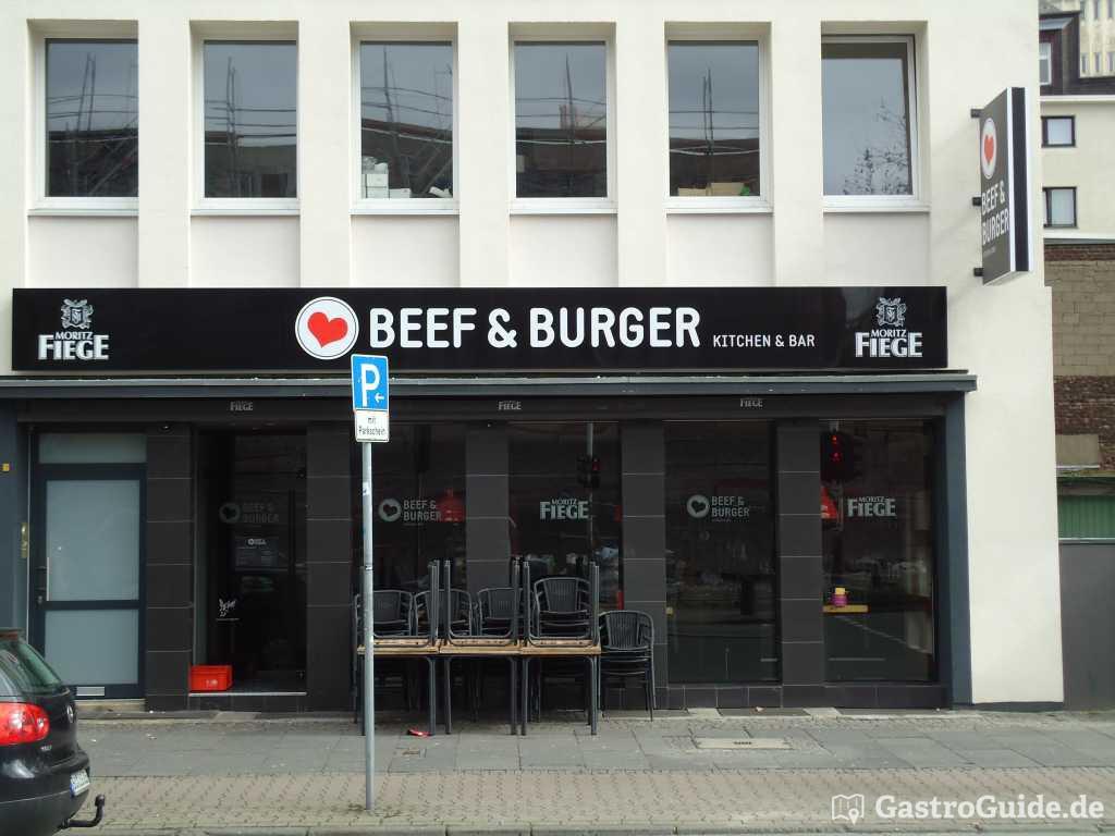. Beef   Burger Restaurant  Bar in 44787 Bochum