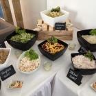 Foto zu Kern's Restaurant in Bodman: Salatbuffet mit Live Musik