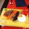 Sashimi gemischt