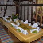 Foto zu Bauernwirtschaft zum Kunsthandwerkerhaus: Scheune
