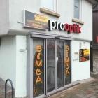 Foto zu Simba-Bistro · Eritreisches Spezialitäten Restaurant: Simba-Bistro Winnenden Eingang