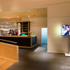 Monitor zeigt die Küche live