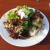 Der Beilagensalat zum Schnitzel