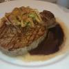 Roastbeef von der deutschen Färse - ein echtes Block-House Steak !!