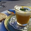 Kürbiscrèmesuppe -