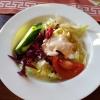 Salatbeilage/Salatteller