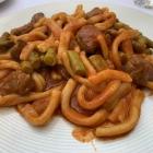 Foto zu Ristorante Angelo: 9.6.21 Pasta mit Lamm und grünem Spargel