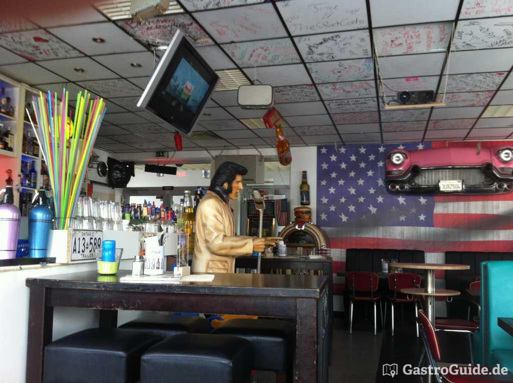 american diner restaurant bistro in 94315 straubing. Black Bedroom Furniture Sets. Home Design Ideas