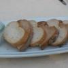 Brot - Tomatenpesto - Quark