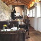 Foto zu Café Alte Kegelbahn - Schloss Cappenberg: Innenansicht