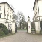 Foto zu Café Alte Kegelbahn - Schloss Cappenberg: Einfahrt zum Schloss Cappenberg