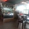 Kuchentheke und Cafe-Zubereitung