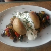 Ofenkartoffel mit Grillgemüse