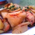 Foto zu Dyck's Weinstube: Knusprige Bratkartoffeln
