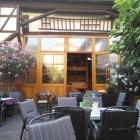 Foto zu Dyck's Weinstube: Innenhof