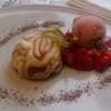 Varaitionen von der Erdbeere