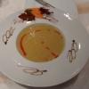Hausgemachte Linsensuppe mit Zitronenaromo 4,90€