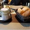 3 Brote, Olivenöl und Salz