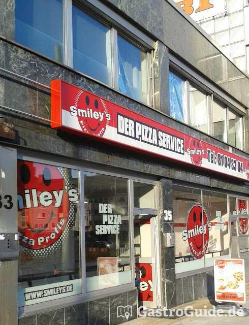 smiley 39 s pizza schnellrestaurant lieferdienst in 34117 kassel. Black Bedroom Furniture Sets. Home Design Ideas