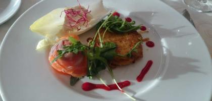 Bild von Mawell Resort · Kulinarium