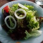 Foto zu Gutsausschank Burkl: Beilagensalat zum Schnitzel