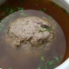Foto zu Gutsausschank Burkl: Leberknödel Suppe