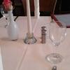 schön eingedeckter Tisch