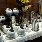 Foto zu Parkhotel Wallgau: Marmeladen und Müslitisch