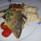Foto zu Parkhotel Wallgau: Variationen vom gegrillten Edelfisch