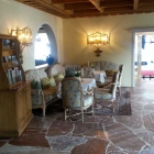 Foto zu Parkhotel Wallgau: Eingangsbereich