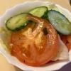 Salat vom Salatbuffet